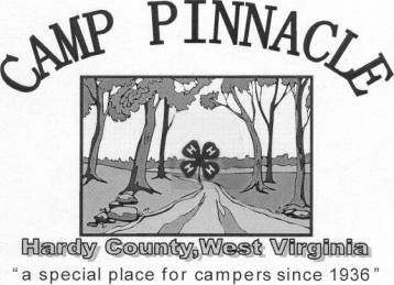 Welcome to Camp Pinnacle
